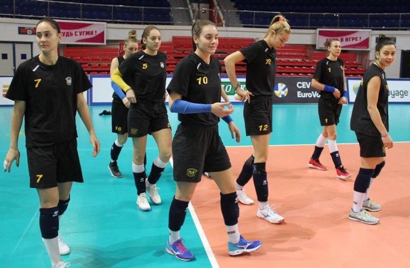 Уралочка и Марица в директен сблъсък за първа победа в Шампионската лига