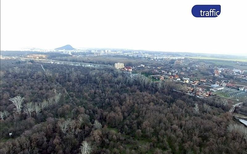 Край на сагата за най-зеления проект на Пловдив! Изграждат нов бял дроб на стотици декари
