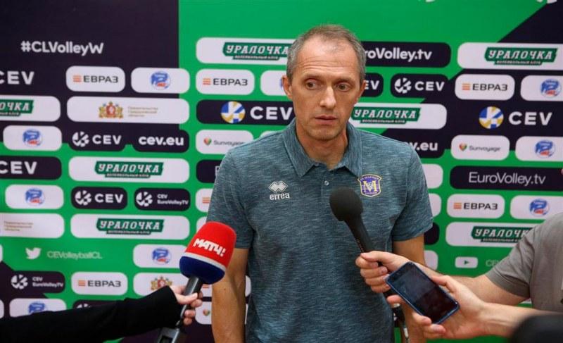 Треньорът на Марица: Тази загуба тежи, малко не ни достигна