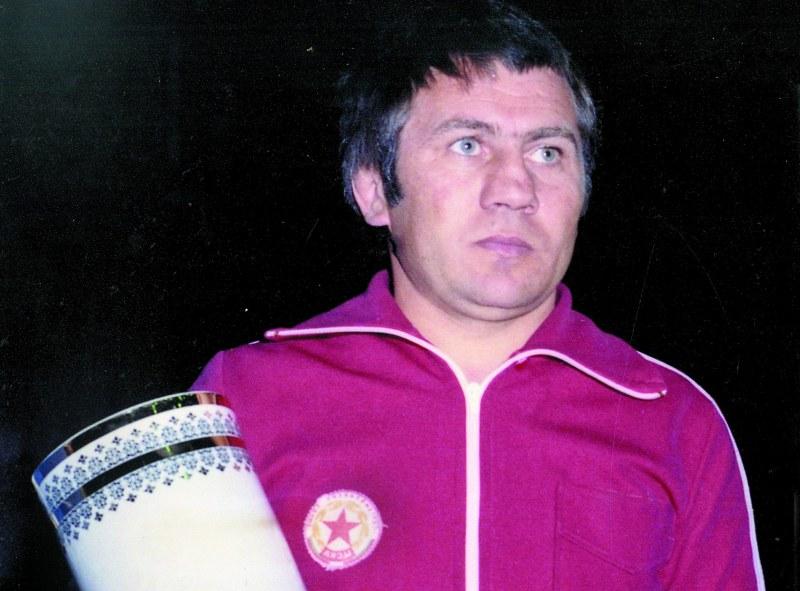 Почина легендата в борбата Стефан Ангелов
