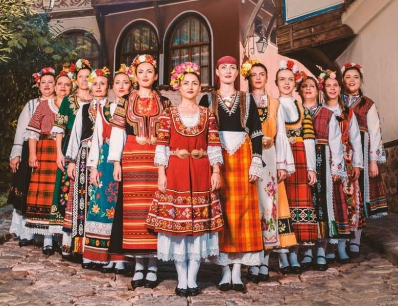 "Женски народен  хор ""Боряна"