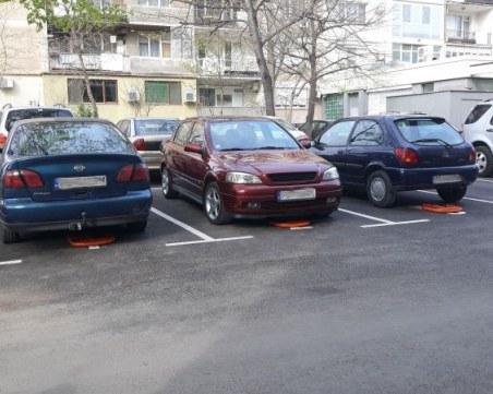 Правят нова система за паркиране пред блоковете в Пловдив  – махат скобите, мислят и Зелена зона