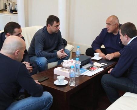 Борисов със спешна среща заради водната криза в Перник