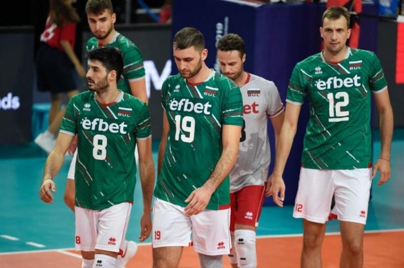 Пранди повика 15 волейболисти за олимпийската квалификация