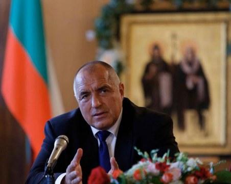 Борисов на инспекция в Перник: Правим нова водопроводна система в движение