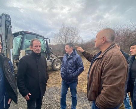 Икономическа полиция разследва кой е източил водата в Перник