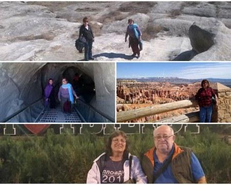 Пътешественици: Пловдивският гид Румяна Титерякова в страната на Златното руно