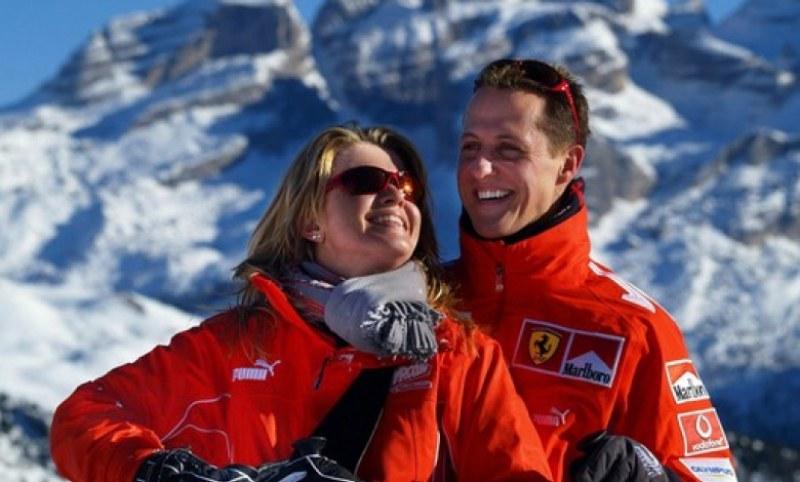 По Коледа стават чудеса - съпругата на Шумахер загатна за нещо голямо