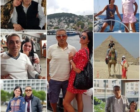 Семейни войни: Бизнесменът Димитър Бекриев се раздели с половинката си