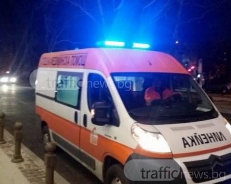 Катастрофа затвори пътя за Маказа, шестима за пострадали