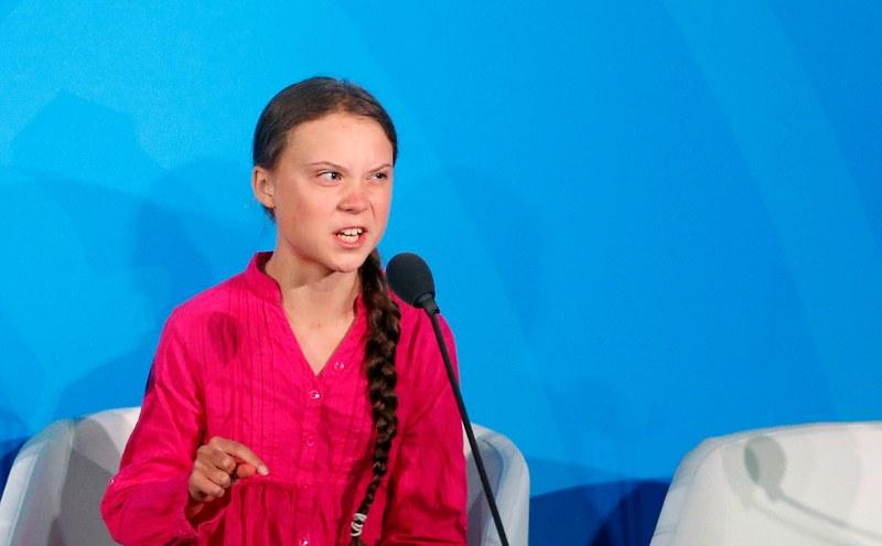 Бащата на Грета Тунберг призна, че тя страдала от депресия