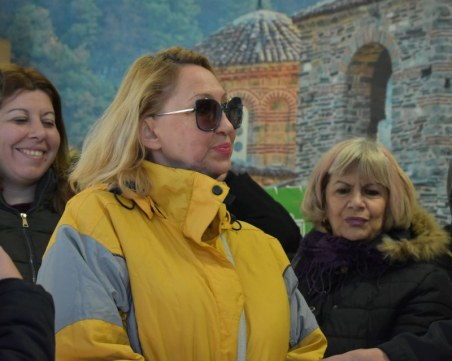 Асенова крепост посрещна посетител №100 000 за 2019 г.
