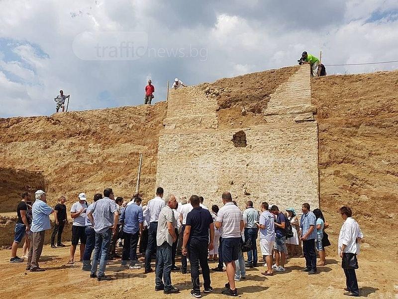 Боил Банов: Дадохме 5 млн. лева за археология за 120 обекта