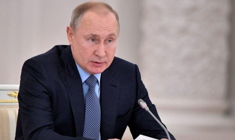 Путин призова за единство на нацията в празничното си послание