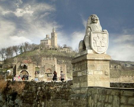 Първите туристи за 2020 г. вече пристигнаха на Царевец