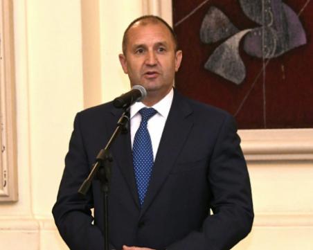 Президентът Радев: Вярвам, че имаме силите и куража да се справим с всички предизвикателства