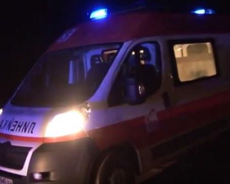 Задържаха мъж за катастрофата в Хасково, бременна загуби детето си