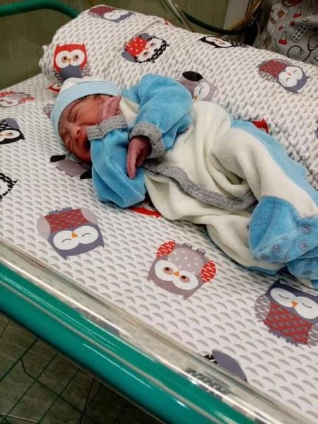 Първото бебе на десетилетието се роди в Пловдив!