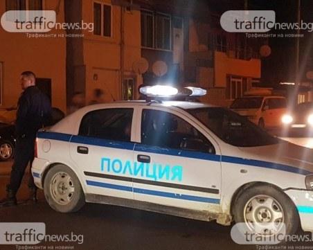 Пиян мъж се просна пред блок в Кючука, заплаши полицаи със смърт