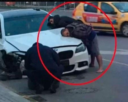 Апашите, катастрофирали след гонка с полицията с крадено БМВ, се оказали близки на собственика