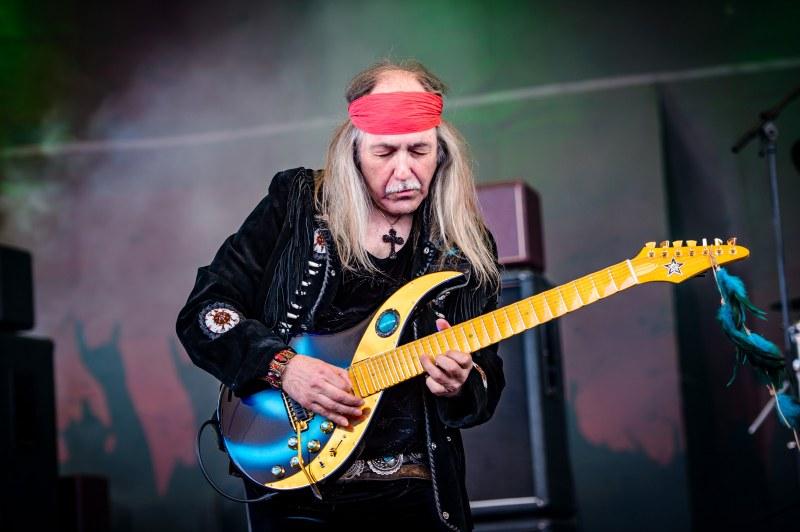 Легендарната китара на Scorpions Ули Джон Рот свири в Пловдив