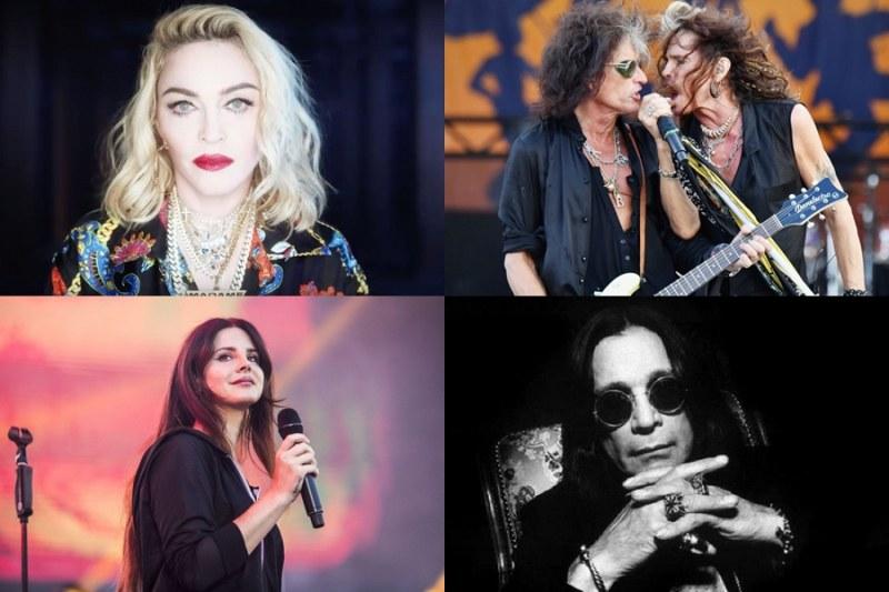 Световноизвестни музиканти със зрелищни концерти в Европа през 2020 г.