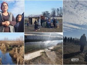 Напоителният канал в Дълго поле погълнал 4 деца