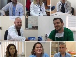 Младите лекари, които избраха професията със сърцето си ОБЗОР
