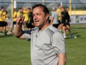 Изгонен от Ботев треньор поема отбор в Хърватия