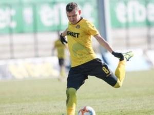 Спрягат Неделев и за отбор от Бундеслигата