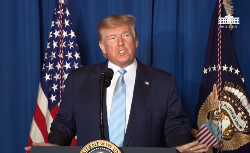 Тръмп: Ликвидирах Солеймани, за да избегна война, а не да започна такава