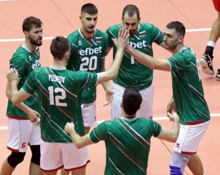 България с последна битка за Токио 2020