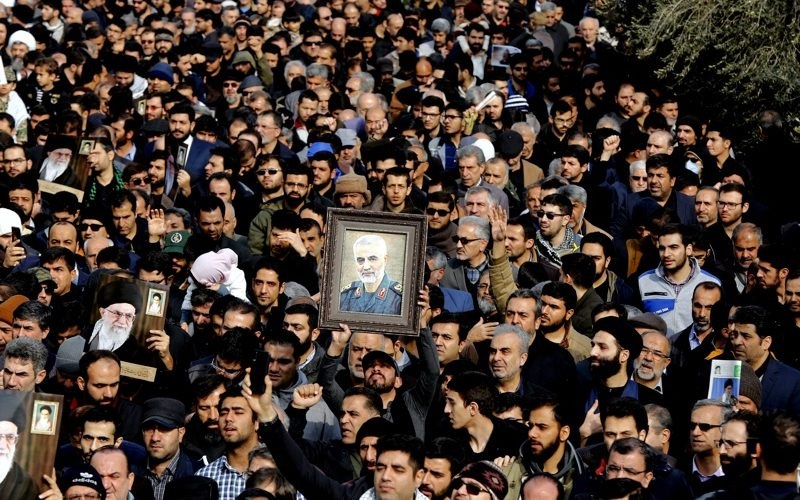 Дават 80 милиона долара за главата на Тръмп в Иран