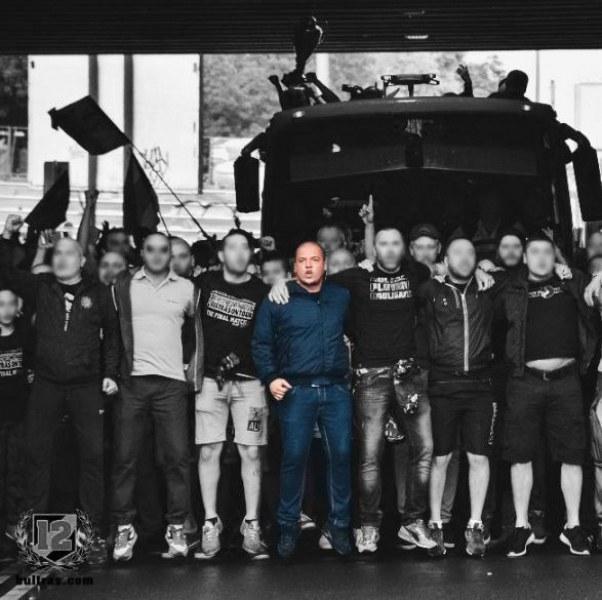 Фен на Ботев загина след меле с фенове на ПАОК в Солун