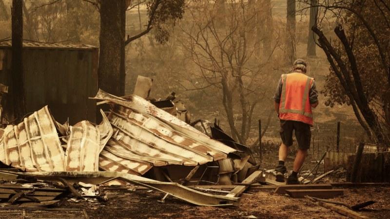 24 души с обвинения за пожарите в Австралия