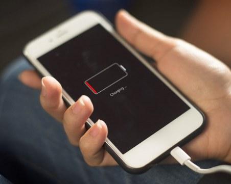 Идва краят на постоянното зареждане на смартфоните! Нова батерия издържа до 5 дни