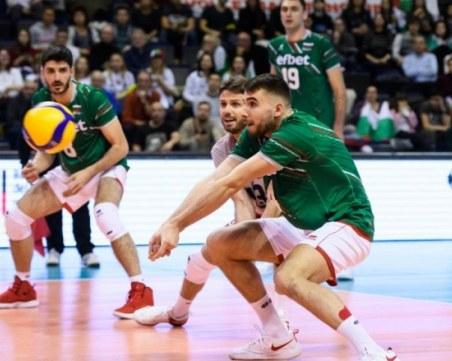 Волейболистите ни на два гейма от полуфинал в Берлин