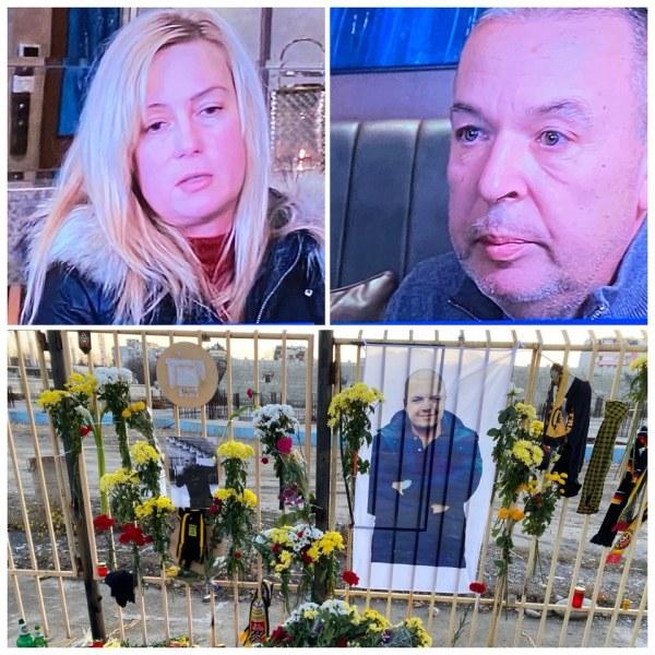 Бащата на Тоско Бозаджийски: Няма да простим, искаме строго наказание
