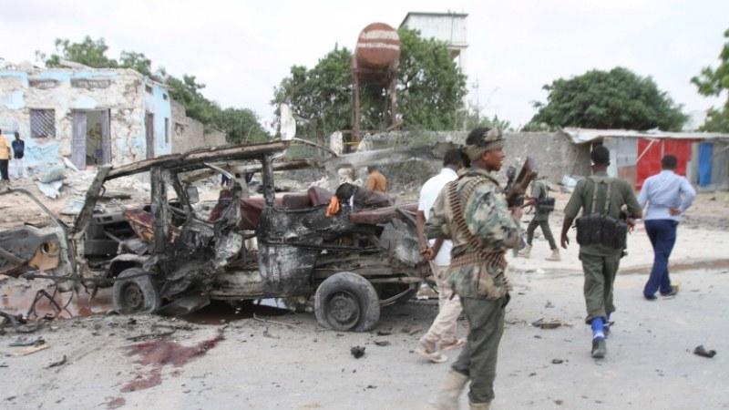 Отново атентат в Сомалия! Има жертви