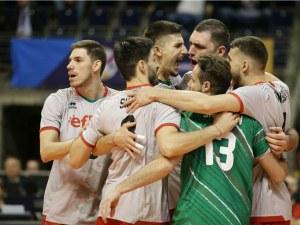 България срещу Германия на полуфинала в Берлин