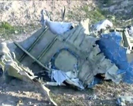 Американски сателити засекли 2 изстреляни ракети, преди украинският самолет да се разбие