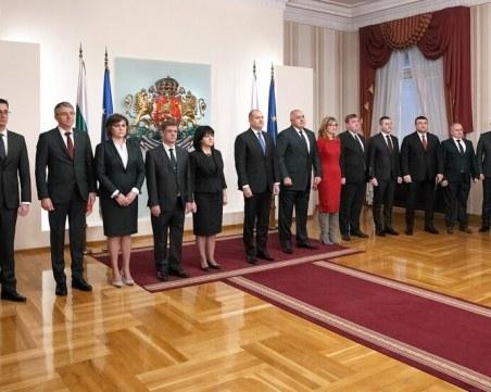 Борисов: Има заплаха за сигурността на България