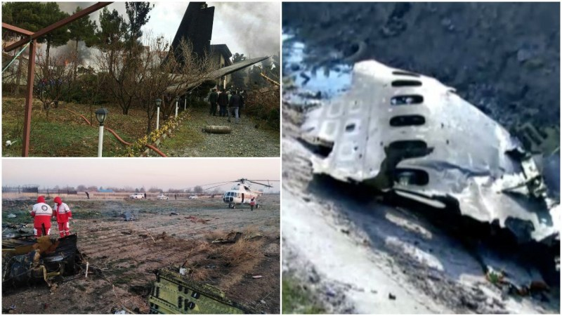 Експерти: Украинският самолет бил свален с ракета