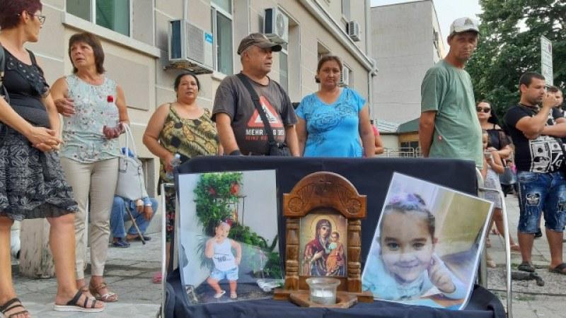 Отложиха делото за убийството на 6-годишната Кристин