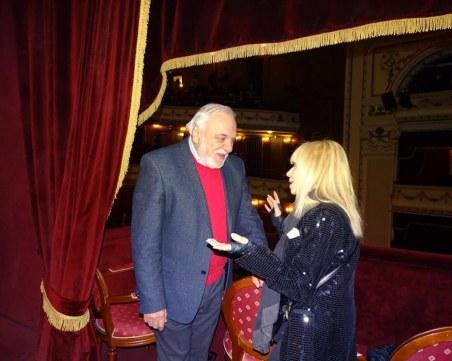 Лили Иванова специален гост на мюзикъла