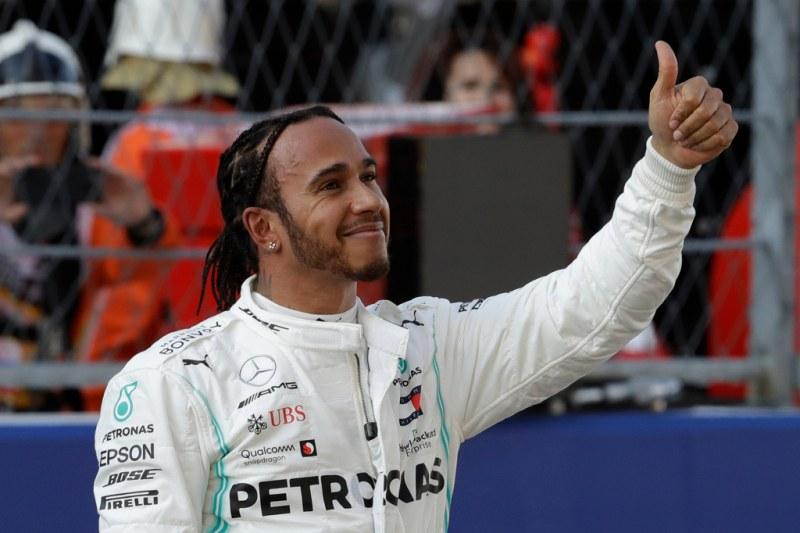 Шампион във Формула 1 дарява огромна сума за пострадалите от пожарите