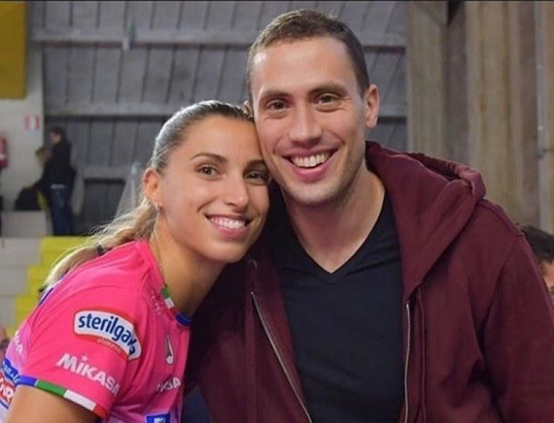 Звездна волейболна българо-сръбска двойка може да заиграе заедно