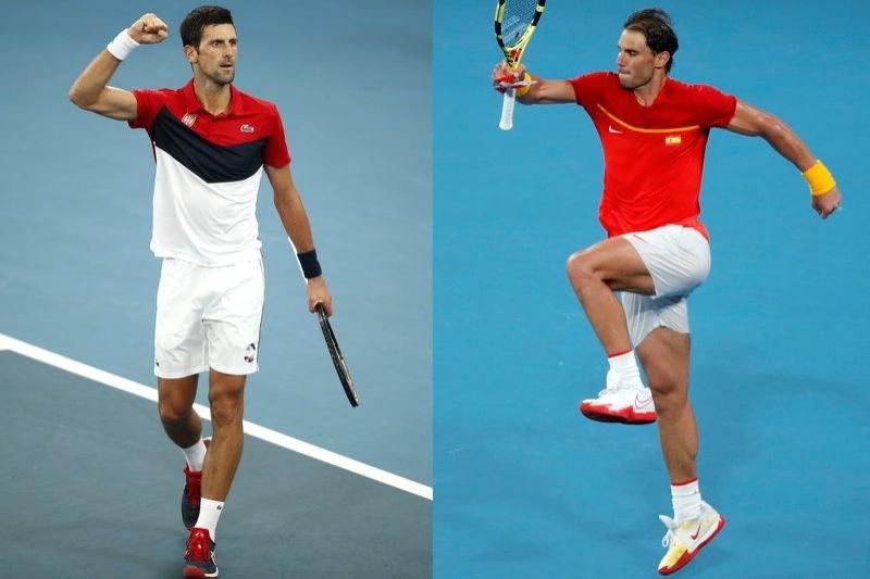 Класика! Надал срещу Джокович на финала на ATP Cup
