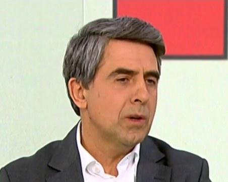 Плевнелиев: Нено Димов не е единственият отговорен за кризата в Перник