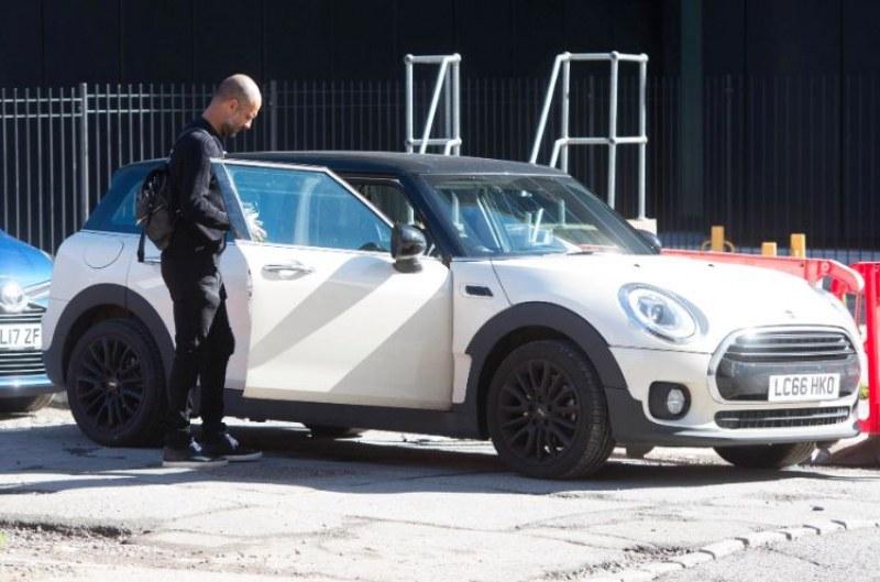 Как Пеп Гуардиола съсипа коли за половин милион паунда в Манчестър